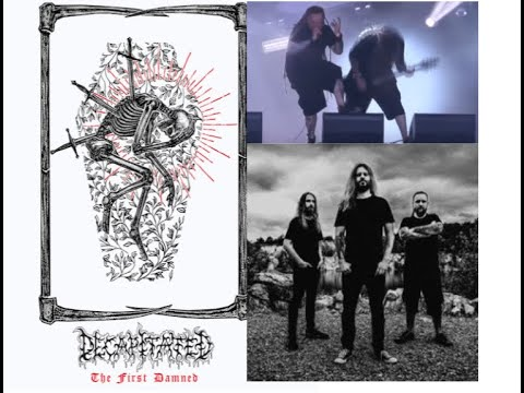 """Decapitated release early demos in new album """"The First Damned"""" - """"Cemeteral Gardens"""" video debuts!"""