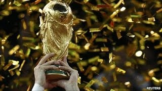 every lift of the world cup since 1974