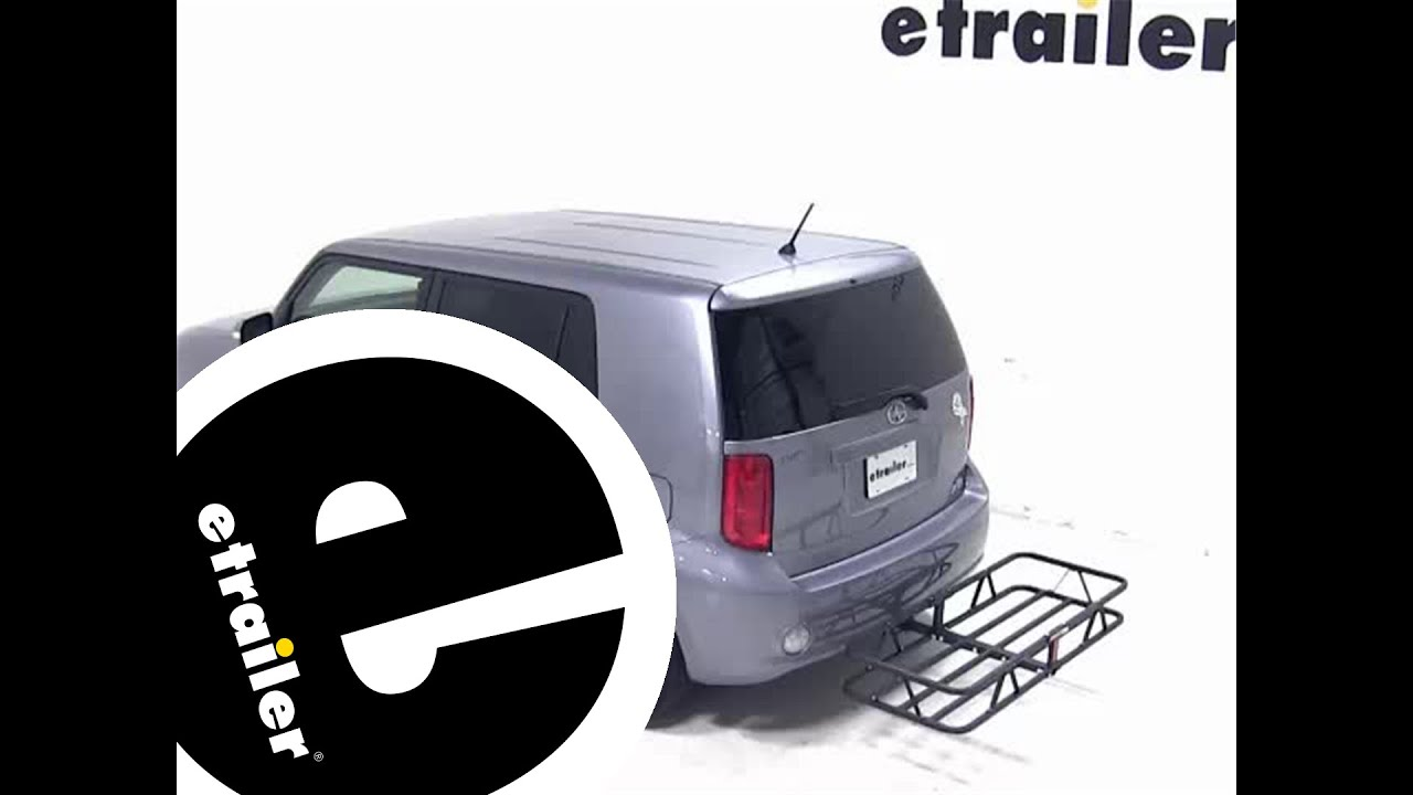maxresdefault review of the curt hitch cargo carrier on a 2010 scion xb ramp for scion [ 1280 x 720 Pixel ]