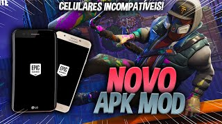 "¡¡epopeya!! FORTNITE ANDROID PARA ""TODOS"" DISPOSITIVOS INCOMPATIBLES-DESCARGAR FORTNITE APK MOD!"