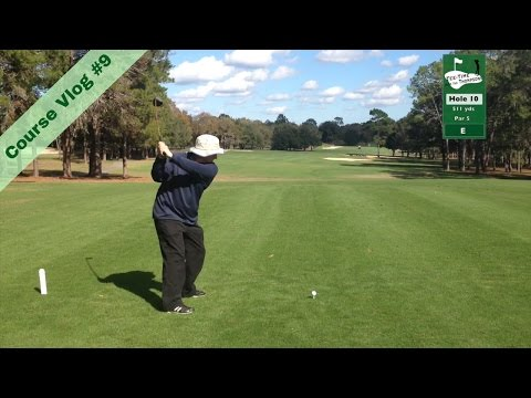 ON THE GOLF COURSE – Golfing tips and swing lessons VLOG BLOG – Fun! at World Woods Resort