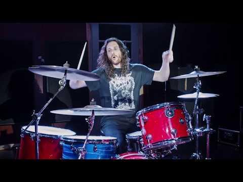 """BARISHI - """"Entombed in Gold Forever"""" Official Drum Play-Thru (2020)"""