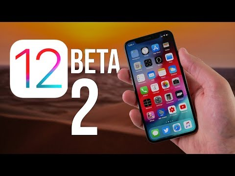 iOS 12 Beta 2 RELEASED! - What's New?