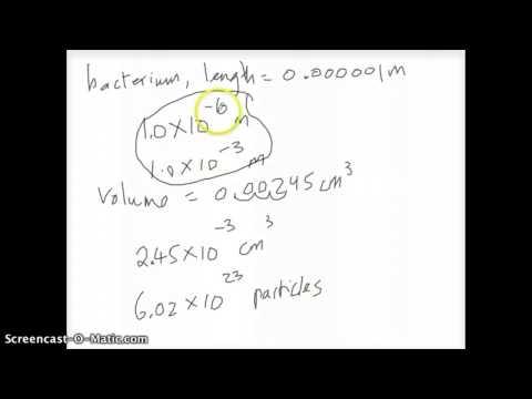 Scientific Notation and Metric Prefixes