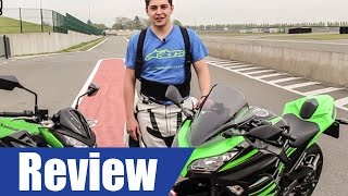 Kawasaki Ninja 300 with Performance Kit review