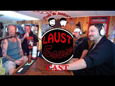 LaustSauceCast: Episode 17 - Sons Of Gargamel