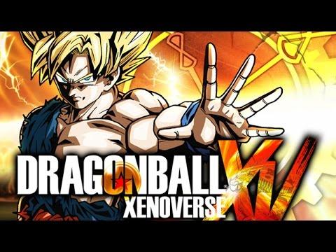 Dragon Ball: Xenoverse Game Movie (All Cutscenes) 1080p HD