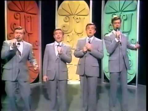 The Inspirations Quartet - I'm Bound For that City