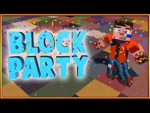 ESTO ES DIFICIL | BLOCK PARTY
