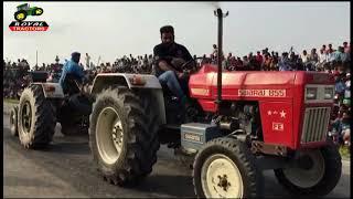 Swaraj 855 Vs Preet 6049