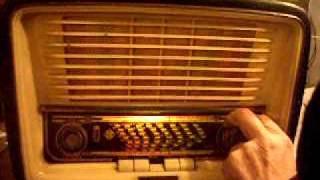 Radio-receptor Telefunken