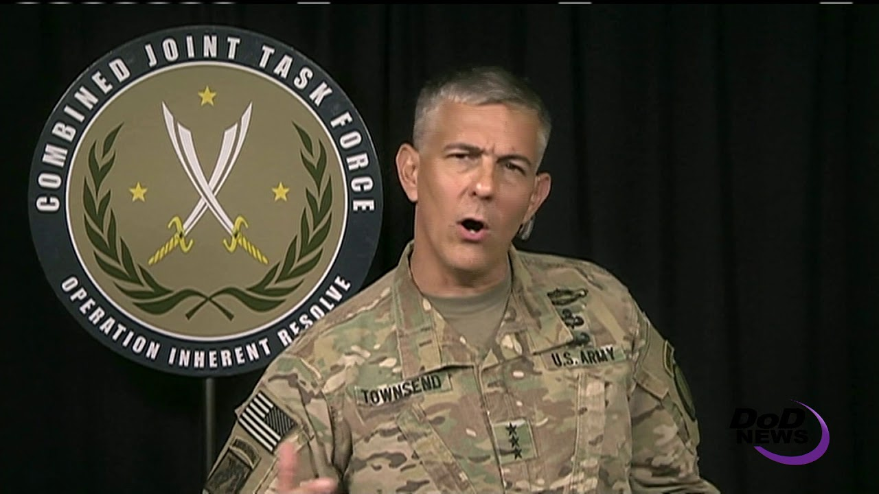 Inherent Resolve Commander Details Post-ISIS Iraq Efforts