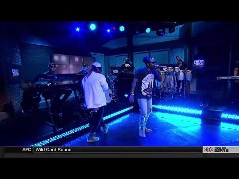 Lil Wayne & Wale Remix ESPN First Take's Theme Music