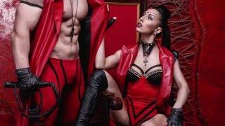 Эротическое стриптиз шоу ( сексуальный женский и мужской танец)