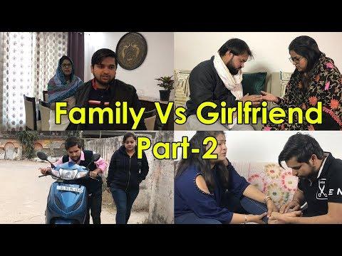 Family Vs GirlFriend Part- 2 | Heart Touching Video | FUDDU KALAKAR