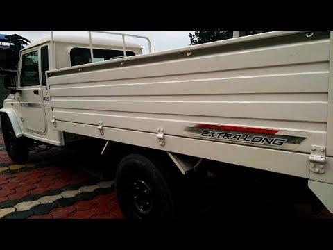 2018 Mahindra Bolero Big Pickup Extra Long Complete Reivew including engine,price,mileage,specs