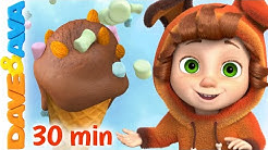 🍨The Ice Cream Song & More Nursery Rhymes and Kids Songs by Dave and Ava 🍦