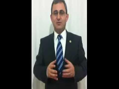 Prof.Dr.Alim IŞIK Bey'in ÇavdarHisar Halkına Seslenişi