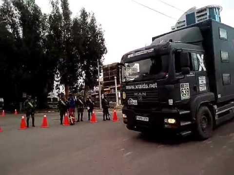 Dakar  La Paz Bolivia!