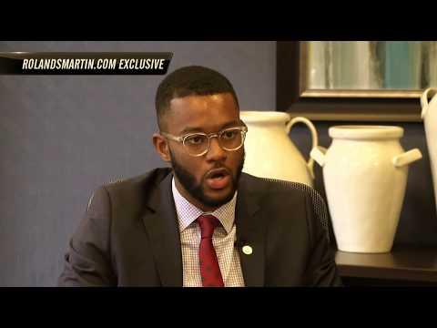RolandSMartin.com EXCLUSIVE: Accused @HowardU embezzler Tyrone Hankerson Jr. speaks