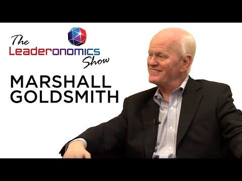Marshall Goldsmith, Leadership Thinker on The Leaderonomics Show