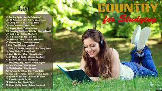 Relaxing Country Music For Studying And Concentration