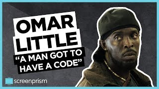 The Wire: Omar Little - A Man Got to Have a Code