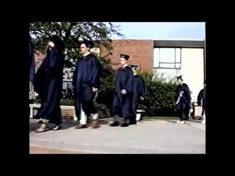 Tolland High School 1995 Graduation