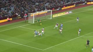 HIGHLIGHTS: Aston Villa 1 Wigan Athletic 0 - 10/12/2016