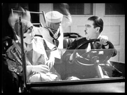 rare silent film - The Little Pest (1927) with Neely Edwards