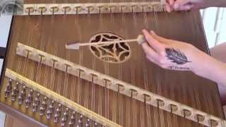 Forrest Gump - Feather Theme (hammered dulcimer/Hackbrett cover)