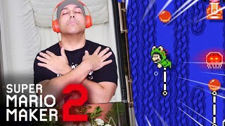 THESE LEVELS TOOK ME OUT! [SUPER MARIO MAKER 2] [#62]