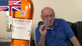 Whisky Review/Tasting: Glenmorangie A Midwinter Night's Dram