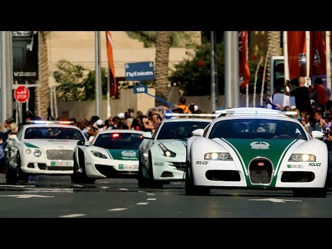 Supercar - Police Patrol in Dubai | Documentary National Geographic