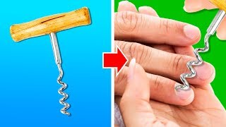 39 USEFUL LIFE HACKS EVERYONE SHOULD KNOW