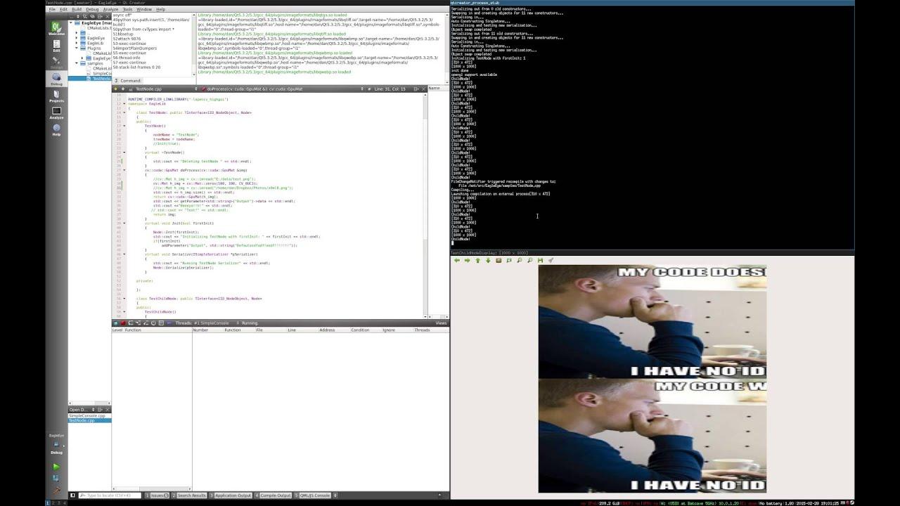 Daniel Moodie's programming projects
