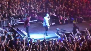 Avenged Sevenfold - Hail to the King - live @ The O2 Arena, London 21.1.2017