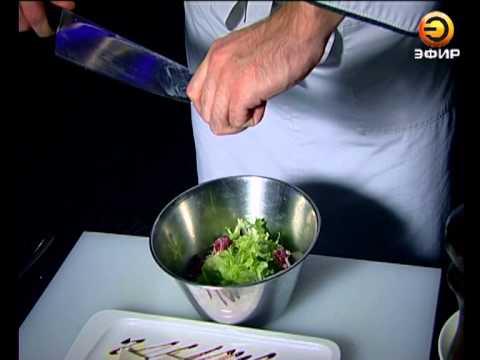Рецепт приготовления легкого фитнес-салата