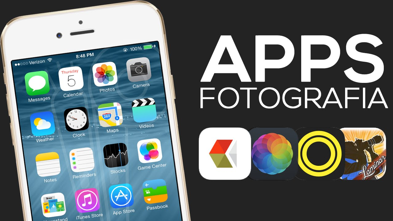 Programa de fotos gratis para iphone