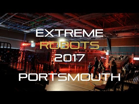 Extreme Robots 2017 - Portsmouth