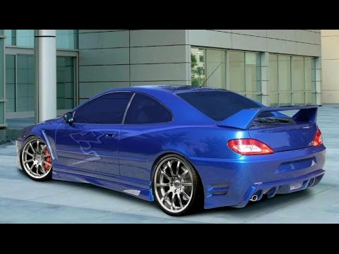 peugeot 406 tuning body kit youtube. Black Bedroom Furniture Sets. Home Design Ideas