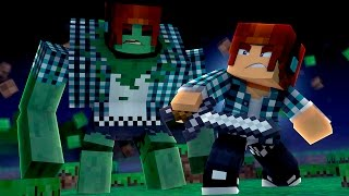 Minecraft: MONSTROS VS HUMANOS - (Castle Siege Mini-game)