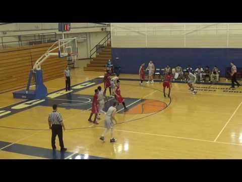 Community College of Beaver County: Joe Wynn 6'5 Guard part 1
