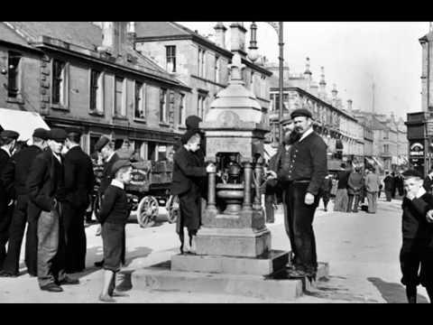 Old Photographs Cambuslang South Lanarkshire Scotland