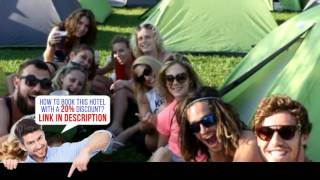 Pamplona Camping, Oricain, Spain HD review