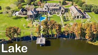 Inside My 100 000 000 Dream House 2500 Acres