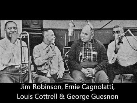 Jim Robinson's New Orleans Band Jim Robinson And His New Orleans Band Jim Robinson And His New Orleans Band