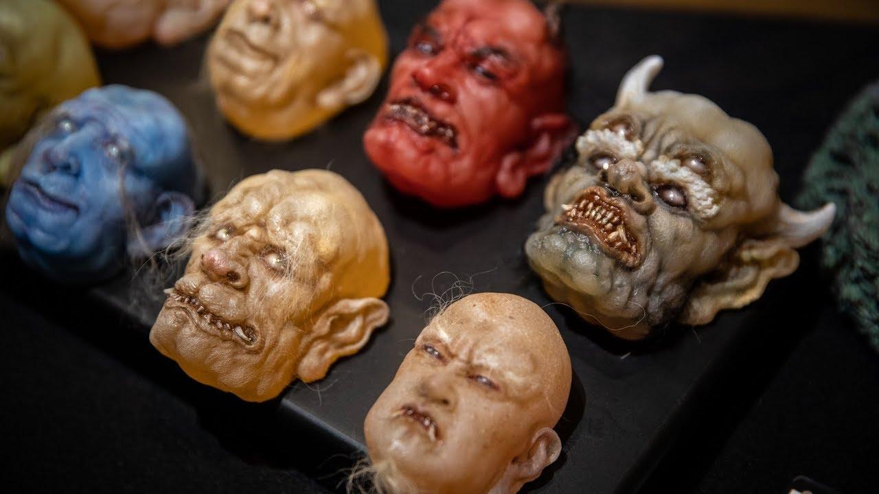 Manas Workshop's Striking Creature Sculpts!