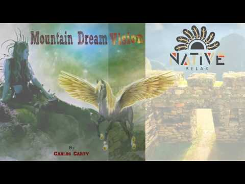 Mountain Dream Vision |60 Minutes Peaceful Native American Flutes Solo