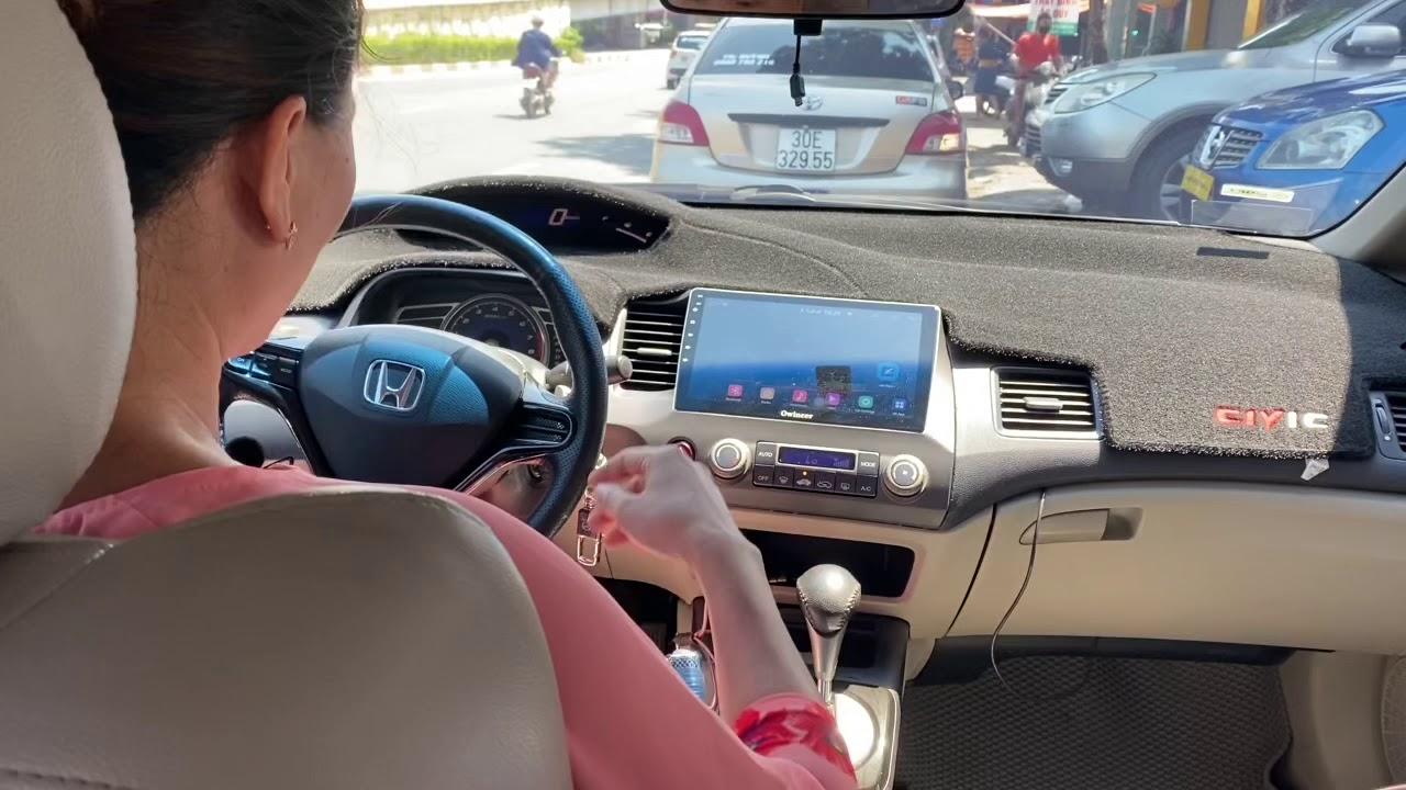 Honda Civic giá cả phải chăng ưu điểm vượt trội